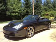 2004 PORSCHE 911 2004 Porsche 911 Carrera Cabriolet