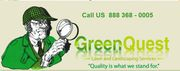 Greenquestpower.net provides expert lawn maintenance service
