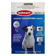 Buy Nuheart Generic Heartgard For Dogs at 7% Discount Summer Sale