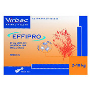 Buy Effipro Spot-On Solution For Dogs | Summer Sale
