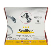 Scalibor Tick Collars For Dogs 3 months flea protection